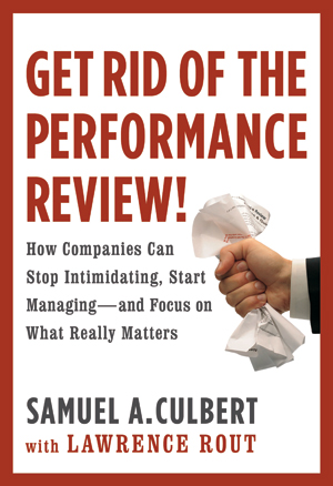 Get Rid Of The Performance Review